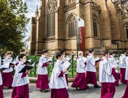 Historic choir in tune with the latest digital marketing trends