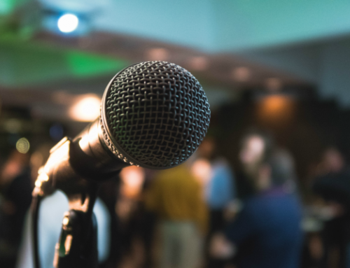 Get better at public speaking in 9 easy steps
